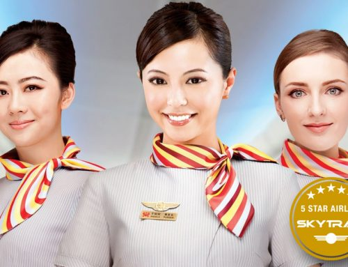 Hainan Airlines is Recruiting Flight Attendants